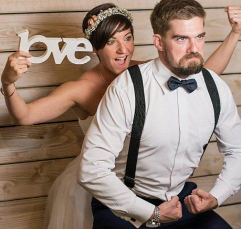 Snappy esküvőre